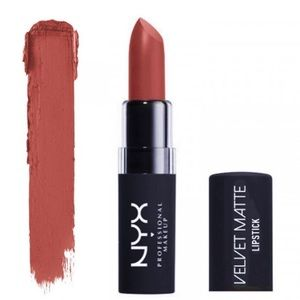 B2G2 NYX Velvet Matte Lipstick in VMLS12 Charmed